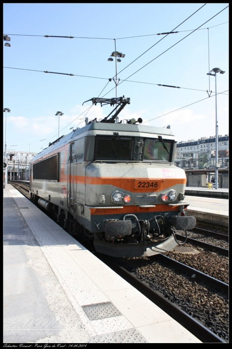 BB 22346Paris gare du Nord
